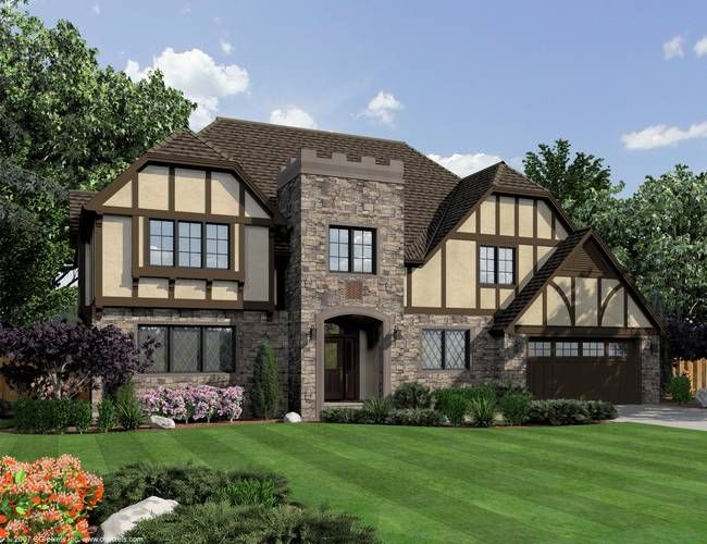 114 best Tudor Architecture images on Pinterest | Architecture ...