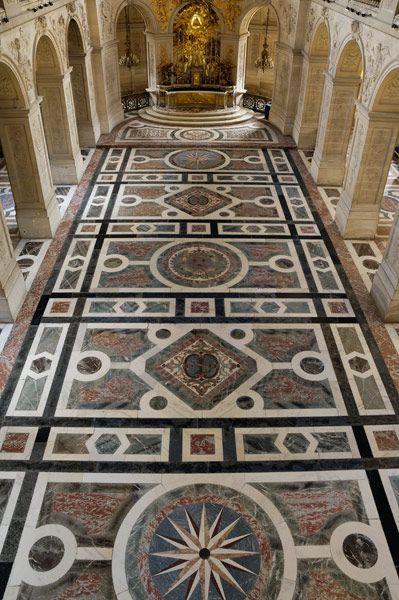 Versailles: La Chapelle royale