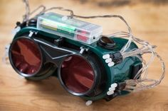 How to Make Cheap Thermal Goggles #arduino ~~~ For more cool Arduino stuff check out http://appstore/iotmonitor