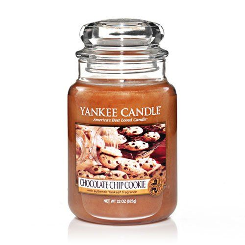 Yankee Candle Chocolate Chip Cookie (was one of my FAVORITES...need a NEW ONE!)