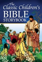 It is important for every Christian family to have a child-friendly Bible that they can enjoy together. THE CLASSIC CHILDREN'S BIBLE STORYBOOK is packed with timeless Bible stories, 100 stories from the Old Testament & 100 stories from the New Testament. The Bible stories are illustrated by Alan Parry, easy to read, Scripture-referenced & simple enough for young kids to understand, but detailed enough so that older children will not get bored. R180-00.