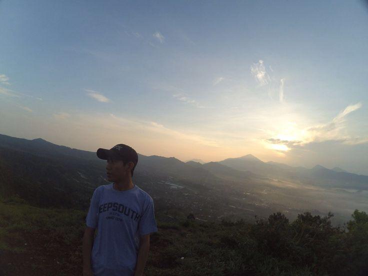 Gunung Putri Lembang Bandung, Indonesia