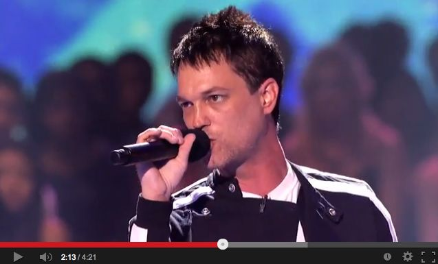 Jeff Gutt - Amazing Grace - X Factor | Sing me a song ...