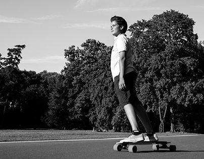 """Check out new work on my @Behance portfolio: """"Longboarding""""…"""