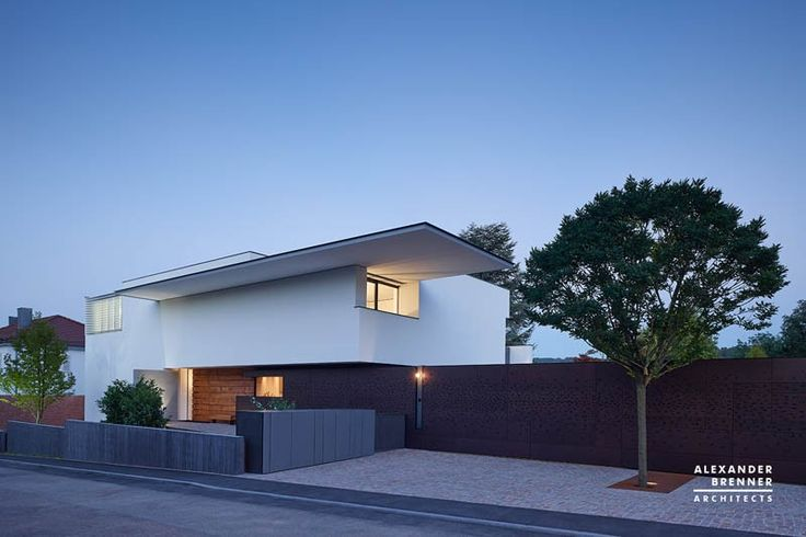 The SOL House by Alexander Brenner Architects