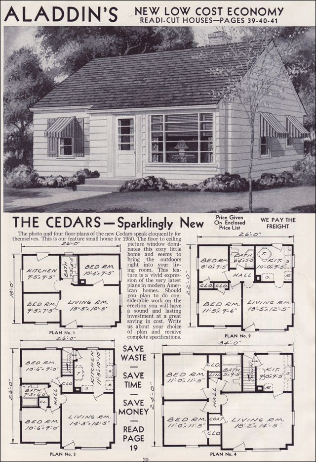 37 best 1950 floor plans images on pinterest for 1950s cape cod house plans
