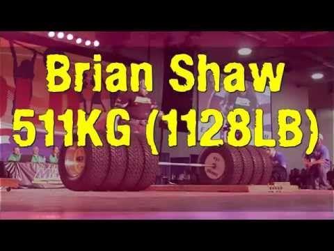 Top 5 Heaviest Deadlift World Record 380KG (838LB) - 511KG (1128LB)