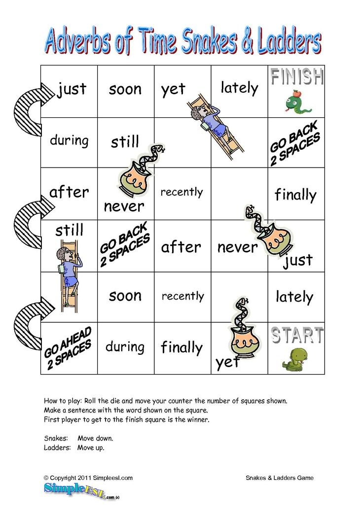 81 Best Grammar Adverbs Images On Pinterest Learning English