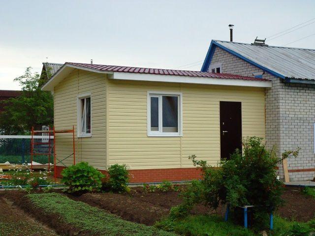 Пристройка к дому: из каких материалов можно выполнить пристройку к дому, а так-же как получить разрешение на будущую пристройку