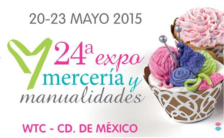 Los fabricantes, distribuidores y proveedores más destacados de manualidades están presentes en la edición 24 de Expo Mercería y Manualidades. Del 20 al 23 de mayo WTC