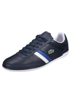 GIRON - Tenisówki i Trampki - dark blue/white