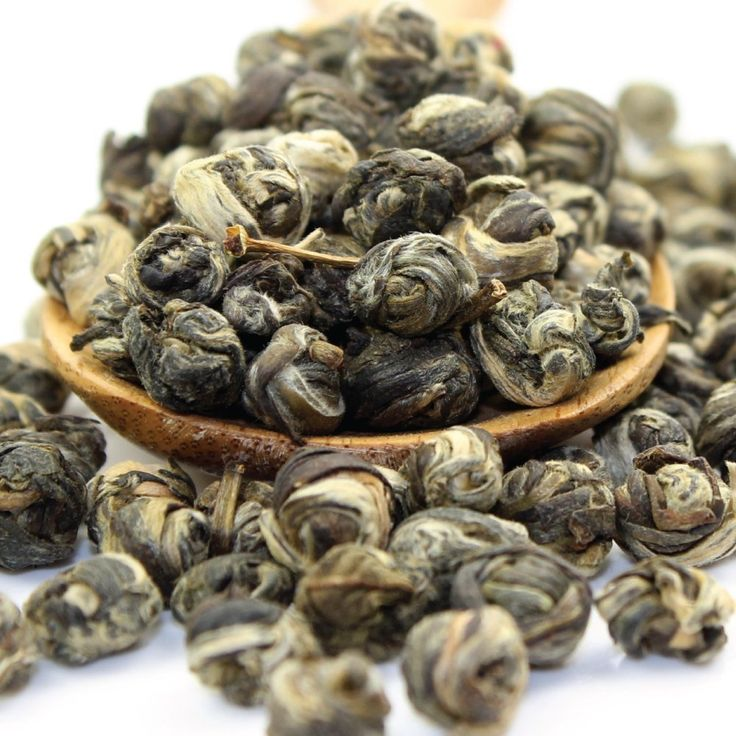 Tealyra - Superfine Jasmine Dragon Pearls - Best Chinese Jasmine Loose Green Tea Leaf - Organically Produced - Pleasant Aroma and Tonic Effect - 110g (4-ounce) * Click image for more details. (This is an affiliate link and I receive a commission for the sales)