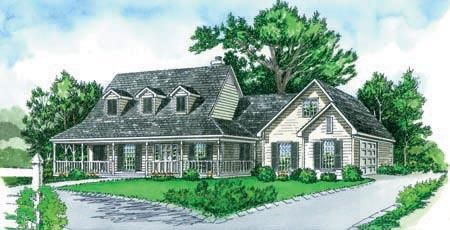 3 bdr 2 bath ranch: House Ideas, Country House, Future House, Garage, Floor Plans, Farmhouse, Bedroom, House Plans