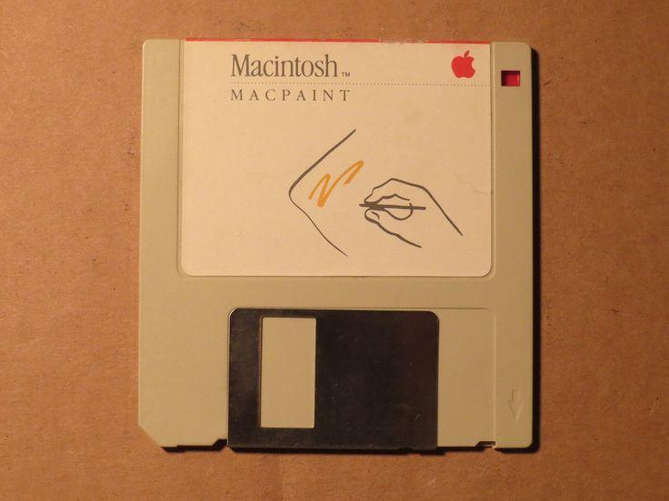 Macintosh Macpaint 1984