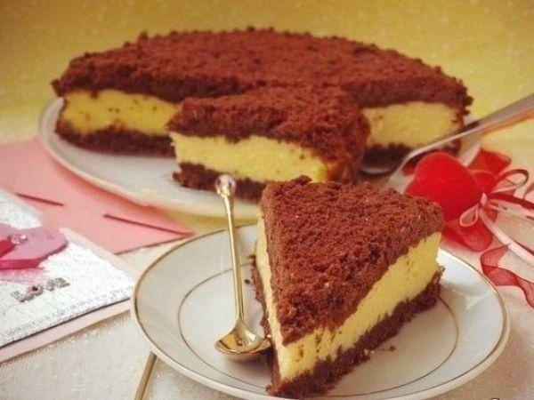 Творожный «торфяной» пирог | Vkusno.co - готовим легко!