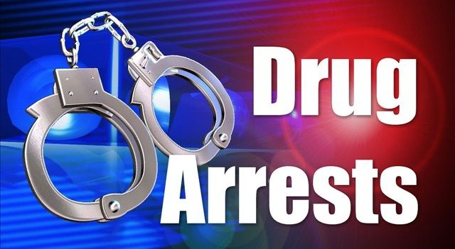 Caroline County Drug Task Force executed a search warrant at 205 S. Sixth Street, Denton, MD.