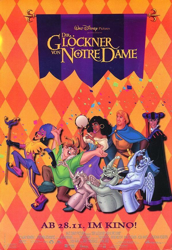 Poster zum Film: Glöckner von Notre Dame, Der