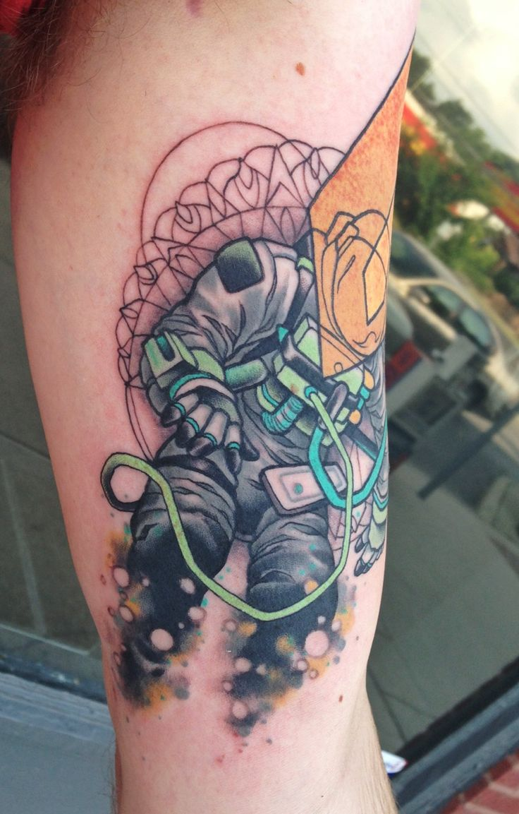 40 Best Images About Space Tattoo On Pinterest