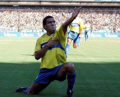 Carlitos Tevez - El jugador del pueblo