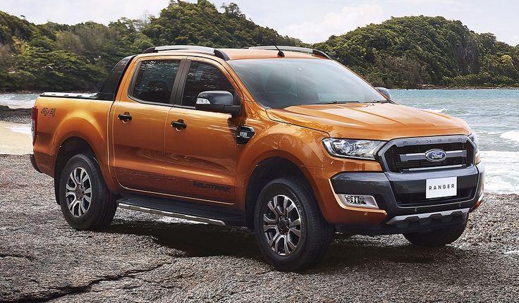 Ford Ranger Wildtrak - divulgação