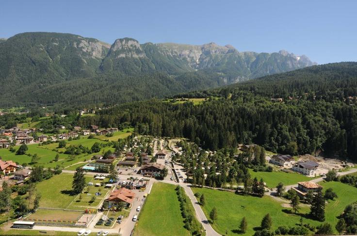 Dolomiti Camping Village & Wellness Resort