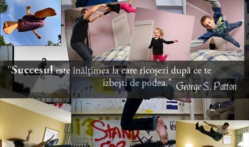 Succesul este inaltimea la care ricosezi dupa ce te izbesti de podea  #CitatImagine de @GeorgeS.Patton  Vezi mai multe #citate @ http://citatemaxime.ro/  #Amuzante, #DespreSucces, #Haioase #GeorgeS.Patton  Iti place acest citat? ♥Like♥ si ♥Share♥ cu prietenii tai.
