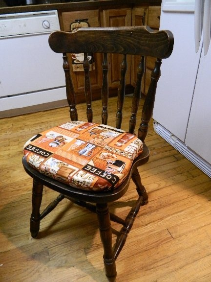 17 Best Ideas About Kitchen Chair Cushions On Pinterest