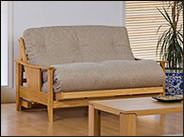 Medium image of atlanta 2 seat futon sofa bed   futons   pinterest   futon sofa bed futon sofa and beds direct