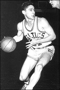 Honourable Mention - Bill Sharman || 12,665 Points (17.8) | 2,779 Rebounds (3.9) | 2,101 Assists (3.0) | 4x All NBA 1st Team | 3x All NBA 2nd Team | 8x All Star | 4x NBA Champion