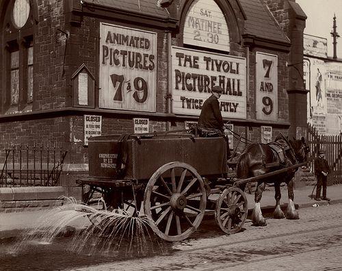 Tivoli Picture Hall Walker Road/Raby Street Byker Unknown 1910