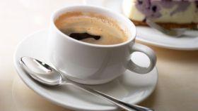 Spenená zrnková káva