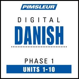 The Pimsleur Method: the easiest, fastest way to learn a new language. Completely portable, easily downloadable, and lots of fun. You'll be speaking and understanding in no time flat!This Compact course provides an introduction to the Danish language with ten thirty-minute lessons of spoken language practice and Reading Lessons. For more details please visit at http://www.expatriates.com/cls/18717034.html