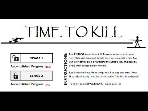 TIME TO KILL GAMEPLAY SFIDA !