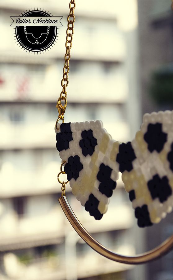 Dotted Collar necklace