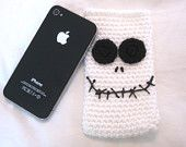 Jack Skellington, The Pumpkin King, Nightmare Before Christmas, ipod, iphone Case