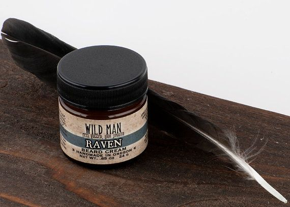 Wild Man Beard Cream