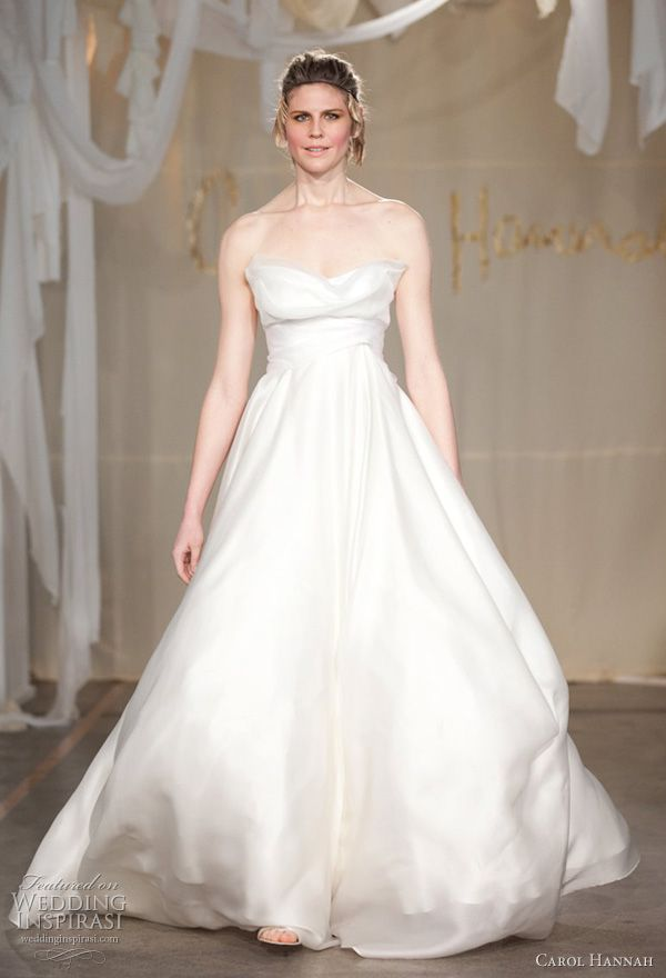 mulberry wedding dress 2012 - carol hannah whitfield bridal collection