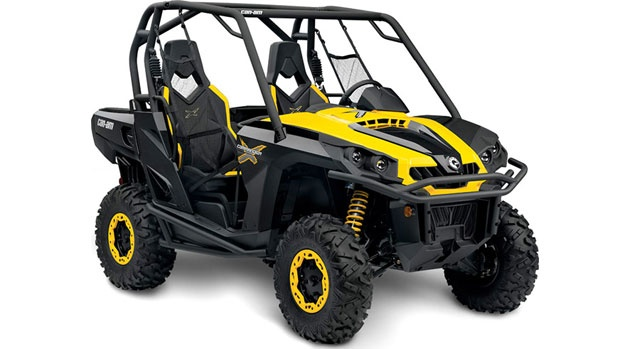 2011 Can-Am Commander