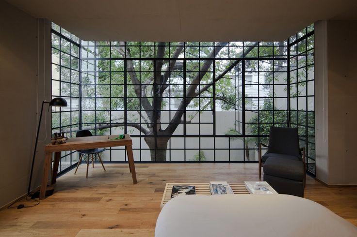 Gallery of Hill Studio House / CCA Centro de Colaboración Arquitectónica - 6