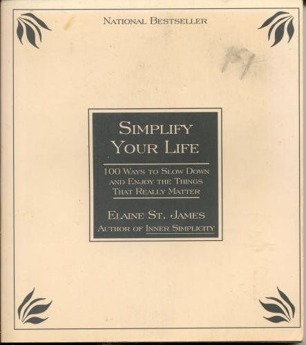 Life Advice: How do you simplify your life? - Quora