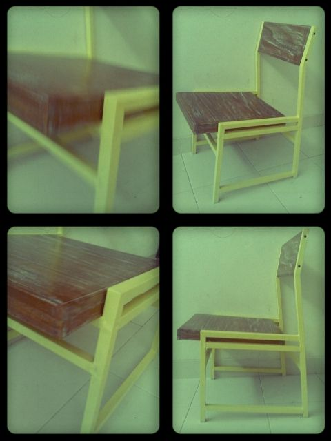 my old chair