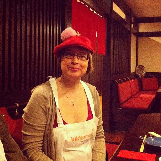Visiting my first Japanese Restaurant in Berlin 2011
