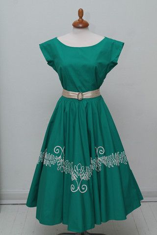 Great vintagedress from the 50's