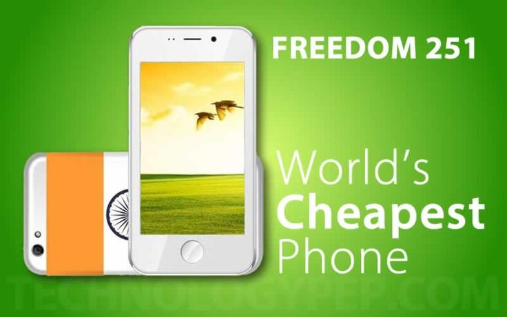 Freedom 251 Reviews and Specifications - World's Cheapest Mobile Phone
