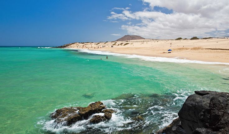Playa de Alzada (Fuerteventura, Islas Canarias)
