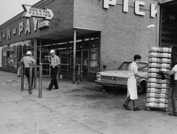 Everyone's childhood memories are littered with names of stores that have come and gone. Scroll through our gallery of vintage photos of stores from yesteryear and see how many you remember.