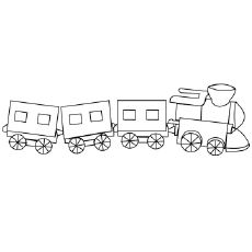 46 best images about kifestok on pinterest coloring for Toy train coloring pages