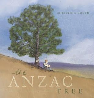The  ANZAC Tree - Christina Booth