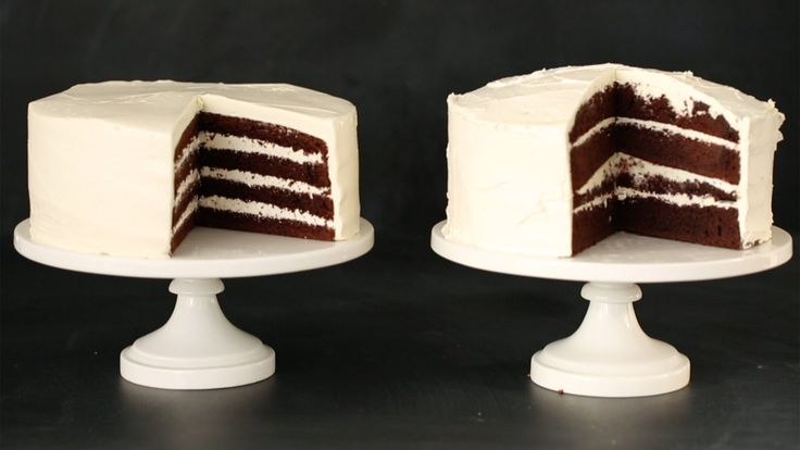 Celebrations deserve beautifully decorated cakes. But instead of even layers with a smooth frosting finish, do your cakes end up lopsided with uneven layers?...