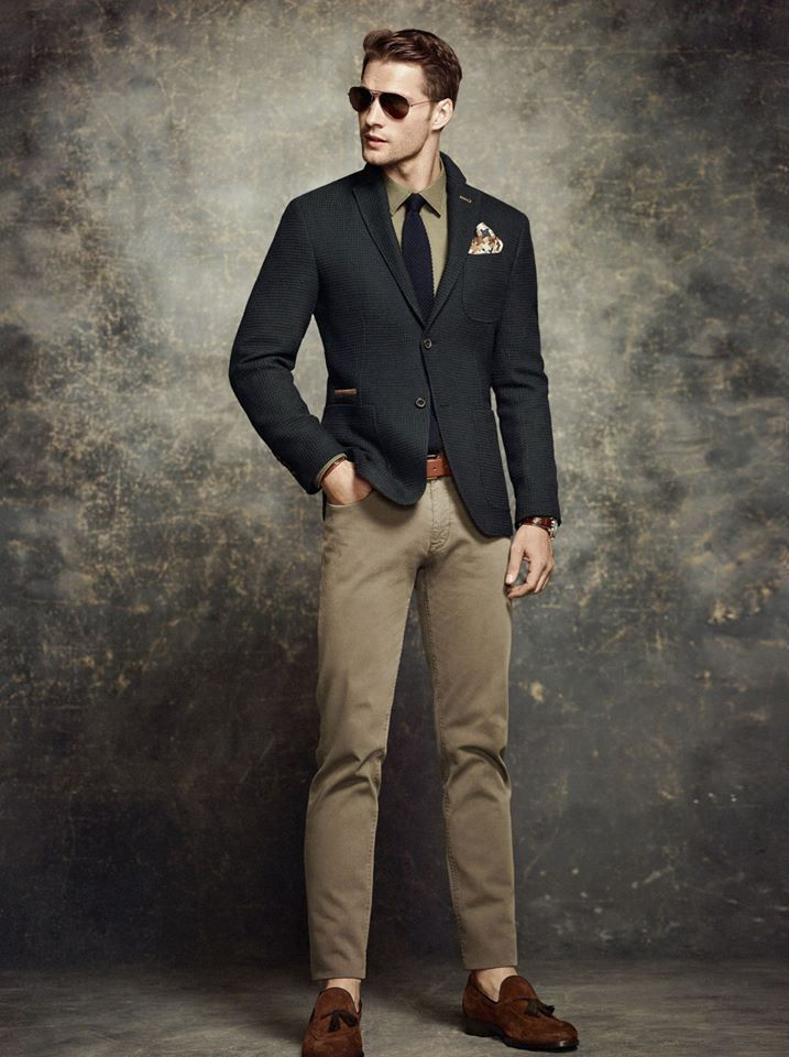 JULY LOOKBOOK | Pre-Fall 2014. Men Collection Massimo Dutti